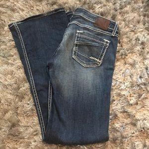 BKE Starlite Flare Jeans